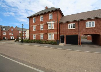Thumbnail 2 bed flat for sale in King Alfred Way, Great Denham