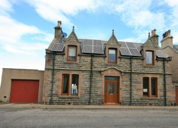 Thumbnail 3 bed detached house for sale in Duncraig, 21 Chancellor Road, Portessie, Buckie