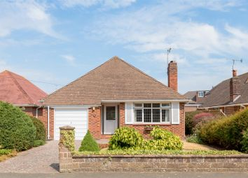 Thumbnail 2 bed detached bungalow for sale in Hall Avenue, Offington, Worthing