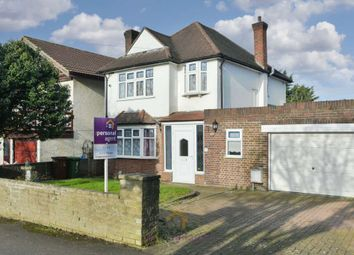 Thumbnail 3 bed detached house to rent in Thorndon Gardens, Ewell, Epsom