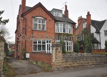 Thumbnail 4 bed duplex to rent in Carisbrooke Drive, Mapperley Park, Nottingham