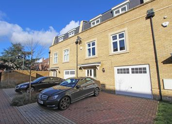 Thumbnail 4 bed town house for sale in Storey Close, Ickenham