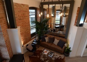 Thumbnail 1 bed flat for sale in Cranfield Mill, College Street, Ipswich