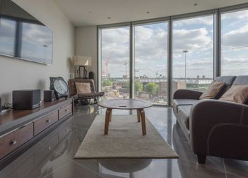 Thumbnail 1 bedroom flat for sale in The Tower, St George Wharf, Vauxhall, London