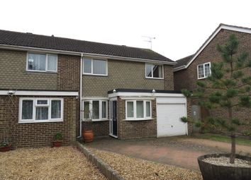 Thumbnail 3 bed semi-detached house for sale in Severn Drive, Newport Pagnell