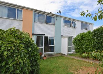 Thumbnail 2 bed terraced house for sale in Polwhele Road, Newquay