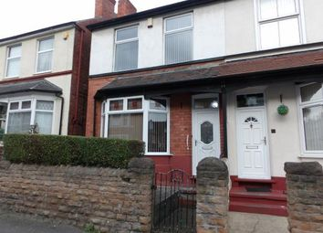 Thumbnail 3 bedroom semi-detached house for sale in Burford Road, Forest Fields, Nottingham