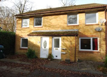 Thumbnail 1 bed maisonette to rent in Chepstow Close, Worth, Crawley
