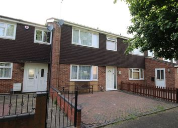 Thumbnail 3 bed terraced house to rent in Salcombe Close, Bedford