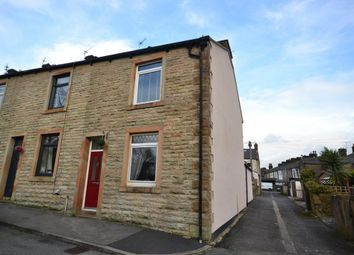 Thumbnail 3 bed end terrace house for sale in Church Street, Read, Lancashire
