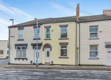 Thumbnail 3 bedroom terraced house for sale in Brunswick Place, Hanley, Stoke-On-Trent
