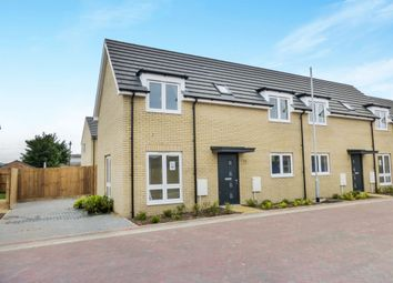 Thumbnail 2 bedroom semi-detached house for sale in De-Havilland Road, Wisbech