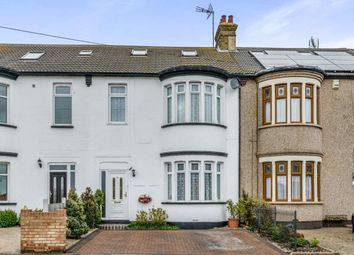 Thumbnail 3 bedroom terraced house for sale in Manor Court, Woodgrange Drive, Southend-On-Sea