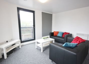 Thumbnail 5 bed flat to rent in Oakwood House, Block B, 126 Infirmary Road