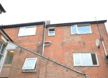 Thumbnail 1 bed flat for sale in Church Street, Attleborough
