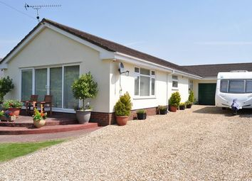 Thumbnail 4 bed detached bungalow for sale in Dean Hill Road, Willand, Cullompton