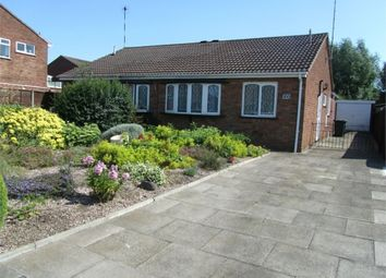 Thumbnail 3 bed semi-detached bungalow for sale in Arbury Avenue, Bedworth, Warwickshire