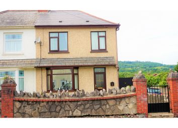Thumbnail 4 bed semi-detached house for sale in Main Road, Bryncoch
