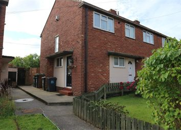 Thumbnail 2 bed flat for sale in Tiverton Avenue, North Shields, Tyne And Wear