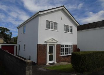 Thumbnail 3 bed detached house for sale in Heol Rhuddos, Llansamlet, Swansea