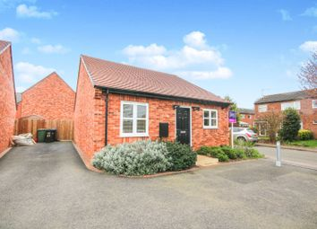 Thumbnail 2 bed detached bungalow for sale in Arderne De Gray Road, Wolston