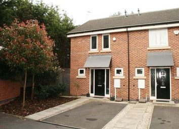 Thumbnail 2 bed town house to rent in Langdon Close, Nottingham