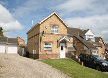 Thumbnail 2 bed semi-detached house for sale in Caldwell Drive, Crook