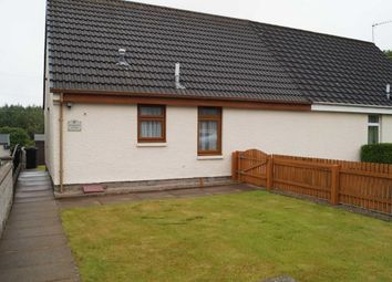 Thumbnail 1 bedroom semi-detached house to rent in Tornashean Gardens, Dyce, Aberdeen