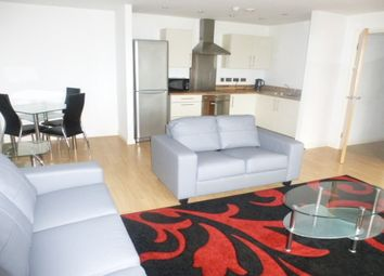 Thumbnail 2 bed flat to rent in Derby Riverside, Stuart Street, Derby