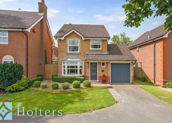 Thumbnail 3 bed detached house for sale in Blashfield Road, Ludlow