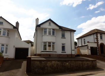 Thumbnail 3 bed detached house for sale in College Road, Carmarthen, Carmarthenshire.