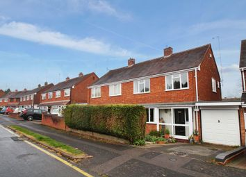 Thumbnail 3 bed semi-detached house for sale in Tennyson Road, Redditch