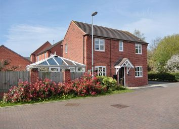 Thumbnail 3 bed property for sale in Horseshoe Close, Ibstock, Leicestershire