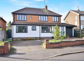 Thumbnail 5 bed detached house for sale in Longdale Avenue, Ravenshead, Nottingham, Nottinghamshire