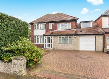 Thumbnail 3 bed detached house for sale in Peak House Road, Birmingham, West Midlands