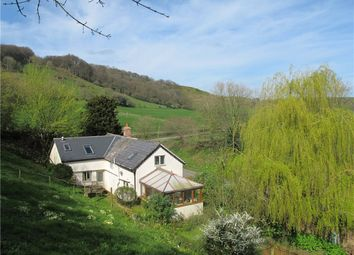 Thumbnail 3 bed detached house for sale in Four Ashes, Stoke Abbott, Beaminster, Dorset