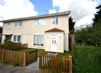 Thumbnail 3 bedroom semi-detached house for sale in Huntsman Road, Hainault, Ilford