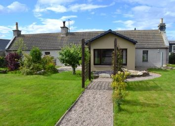 Thumbnail 4 bed detached bungalow for sale in Paradise Lane, Lossiemouth