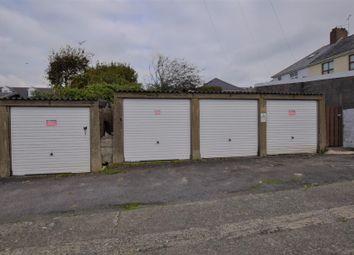 Thumbnail Parking/garage for sale in Robert Street Carpark, Milford Haven, Pembrokeshire