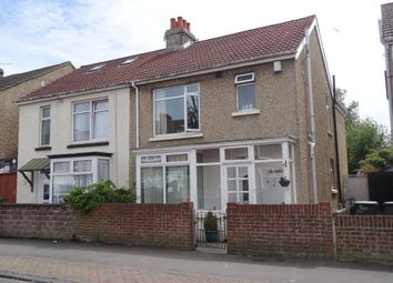 Thumbnail 5 bed semi-detached house to rent in Carnarvon Road, Gosport
