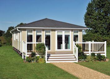 Thumbnail 2 bedroom mobile/park home for sale in Minsmere Road, Dunwich, Saxmundham