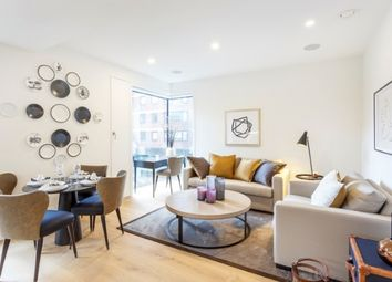 Thumbnail 2 bed flat to rent in Cubitt House, 235 Blackfriars Road, Southwark, London