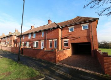 Thumbnail 4 bed semi-detached house for sale in St Andrews Road, Conisbrough, Doncaster, South Yorkshire