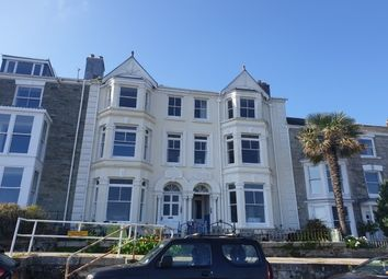 Thumbnail 2 bed flat to rent in Dunstanville Terrace, Falmouth