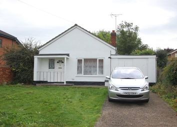 Thumbnail 3 bed bungalow to rent in Hill Street, Stapenhill, Burton Upon Trent, Staffordshire