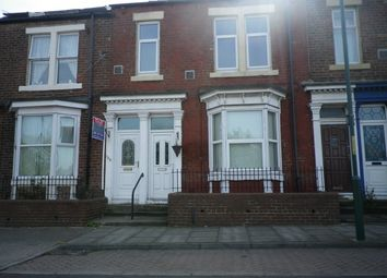 Thumbnail 3 bed flat to rent in South Frederick Street, South Shields
