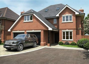 Thumbnail 5 bed detached house for sale in Finchampstead Road, Wokingham, Berkshire