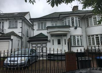 Thumbnail 4 bedroom semi-detached house to rent in Watford Road, Harrow