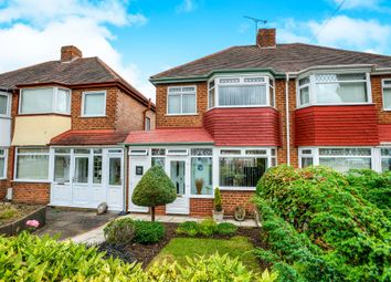 Thumbnail 3 bed semi-detached house for sale in Sunleigh Grove, Birmingham