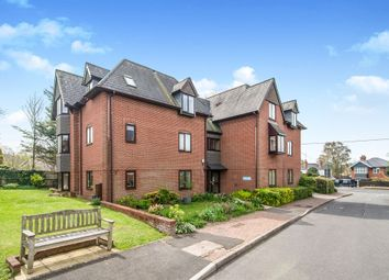 Thumbnail 1 bed flat for sale in Ashlawn Gardens, Winchester Road, Andover